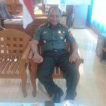 Dandim 14/16 Muna Letkol Inf.Idris Hasan