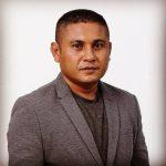 Muh. Nurhayat Fariki ,SH., MM Ketua PERTINA Kabupaten Muna