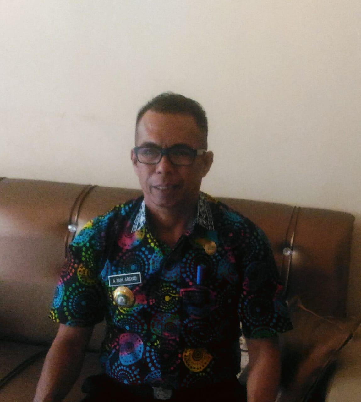 Kepala Dinas Sosial Kabupaten Bombana, Muh. Arsyad