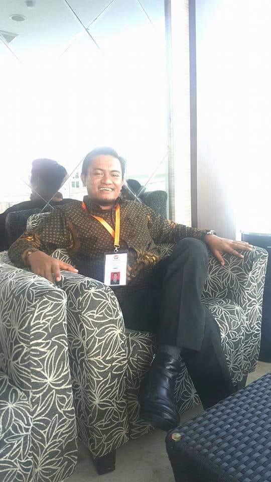 Kubais, Ketua KPU Kabupaten Muna.