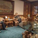 Audiensi Bupati Wakatobi dengan Menteri Pariwisata RI