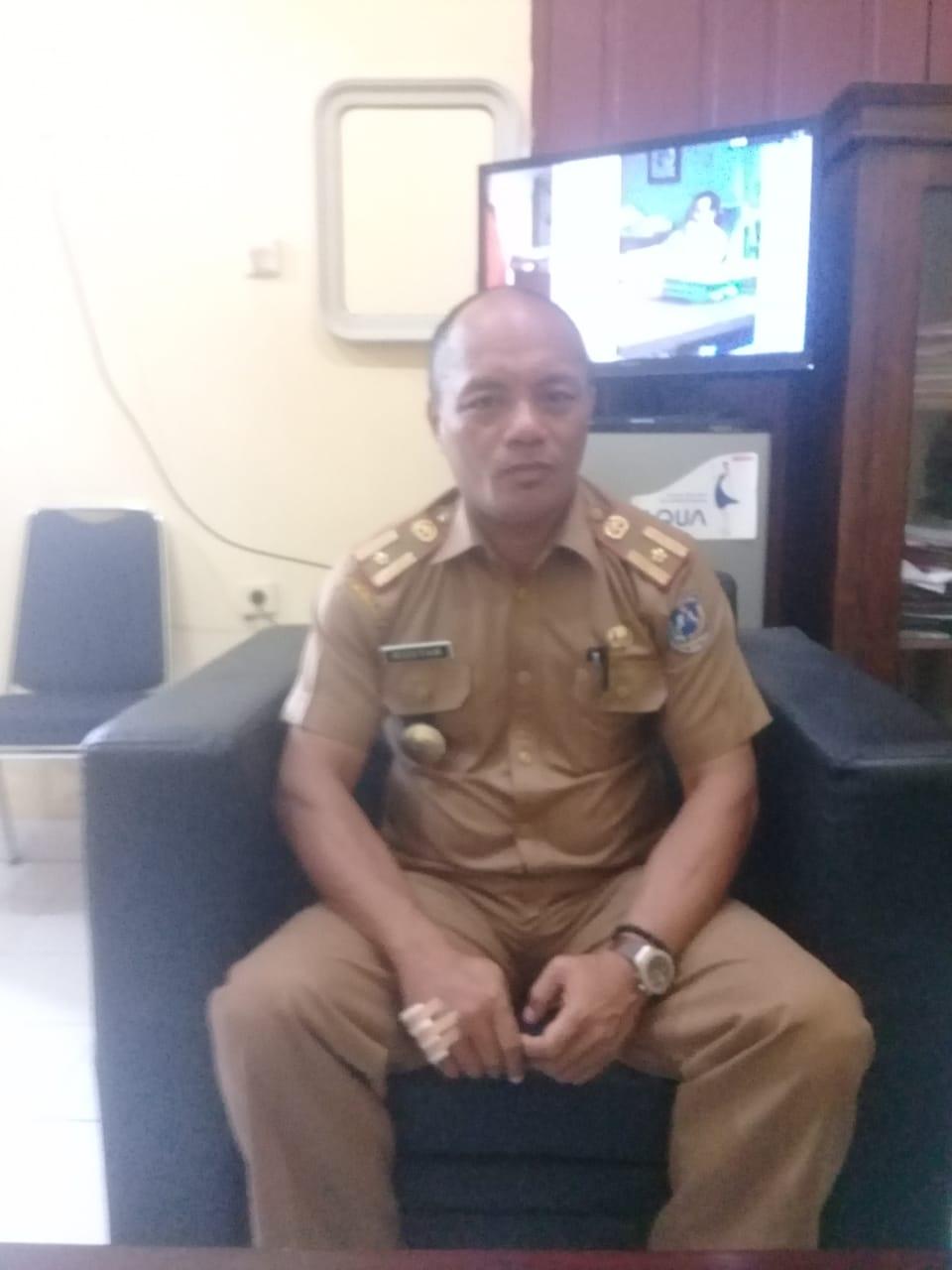 Rustam, Kepala BKPSDM Kab. Muna