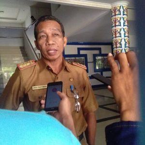 Abdul Rauf Abidin, S.Pd, Kadis Dikbud Bombana