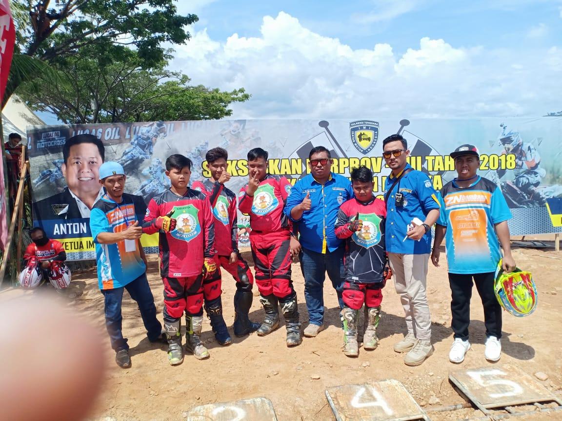 Atlit Balap Motor Kabupaten Bombana