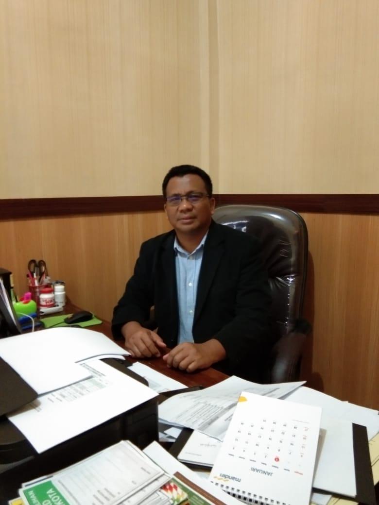 Divisi Partisipasi Masyarakat dan Sosialisasi Komisi Pemilihan Umum (KPU) Kota Kendari Provinsi Sulawesi Tenggara Asril,S.Sos.,MSi