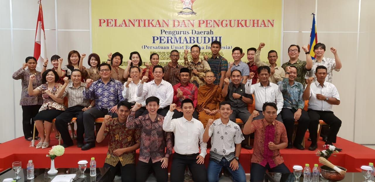 Persatuan Umat Budha Indonesia (Permabudhi) Provinsi Sulawesi Tenggara