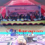 Acara Ritual Adat Tanduale/Tandruale untuk perdamaian antara masyarakat Moronen-Bugis di Kolaka