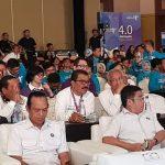 Suasana Rakornas Kepariwisatan Di Hotel Sultan Jakarta