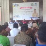 Suasana Ruangan yang dipadati oleh OPD Se-Kabupaten Bombana saat Launcing Smart Regency.