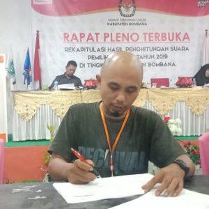 Muh. Adnan, Lo dan Saksi Calon Anggota DPD RI Nomor Urut 25