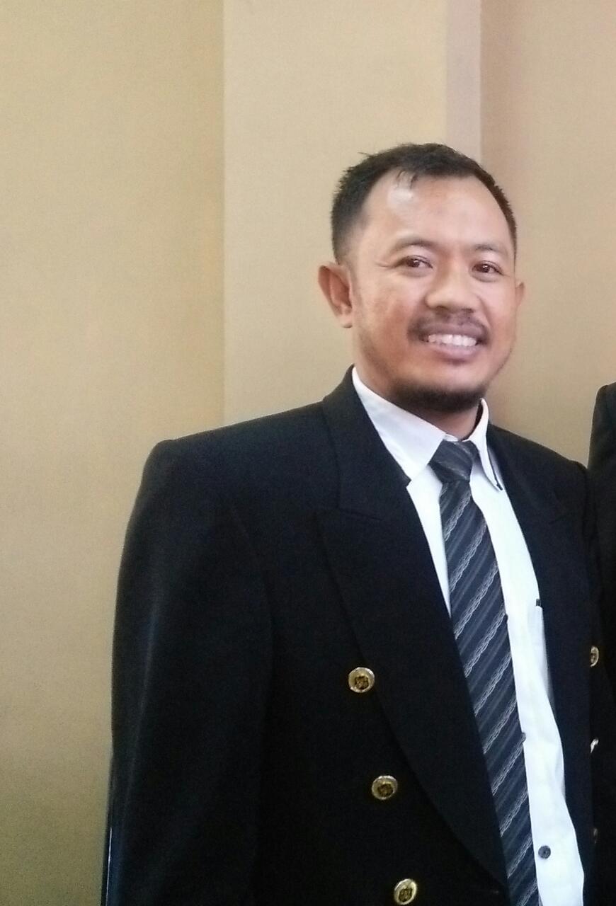 Baco, S.Kom., MM, Ketua STIMIK Bina Bangsa Kendari