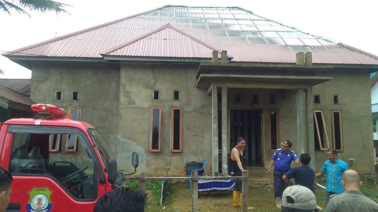 Rumah Warga Watukalangkari Dilalap Sijago Merah, Kamis (22/8/2019)