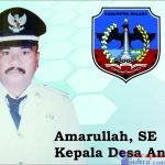 Amarullah, Kades Anawua