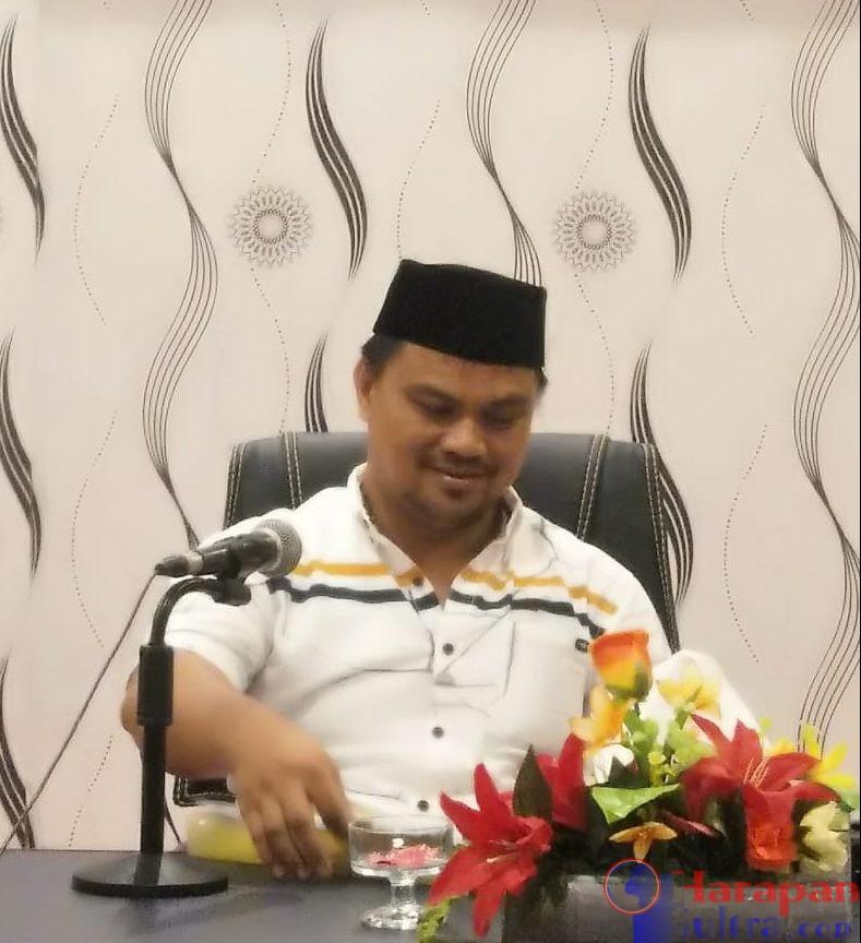 Muhammad Arham, salah satu penggagas Aksi Damai G 30S-PK