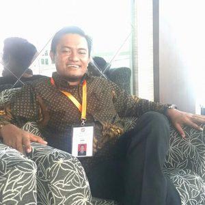 Kubais, Ketua KPU Kab. Muna