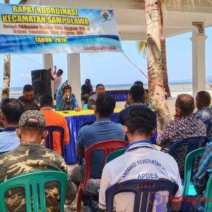 Rapat Koordinasi dalam rangka mendukung Pelaaksanaan Program Pembangunan dan Pemberdayaan Masyarakat Desa (P3MD)