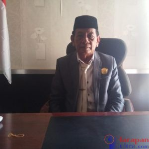 La Saemuna, Ketua Sementara DPRD Muna
