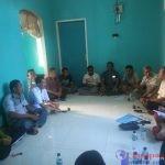 Sosialisasi Dinas PMD Sultra di Busel