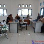 Suasana Rapat Sosialisasi Pendampingan Pelaporan Dana Bantuan Partai Politik