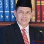 Laode Firman Hamza, S,Pd, MM. Kepala BKPSDM Busel