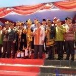 Seremoni Penerimaan Penghargaan dari Menteri Keuangan