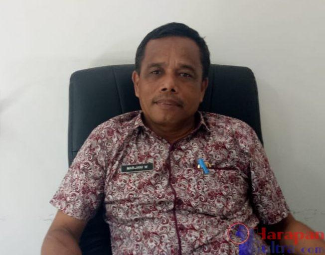 Kepala Dinas Pemberdayaan Perempuan dan Perlindungan Anak (DP3A) Kabupaten Buton Selatan, Marjuni W
