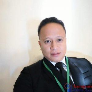 Isman, S.Kom., M.Kom. Wakil Ketua III yang membidangi urusan Kemahasiswaan,