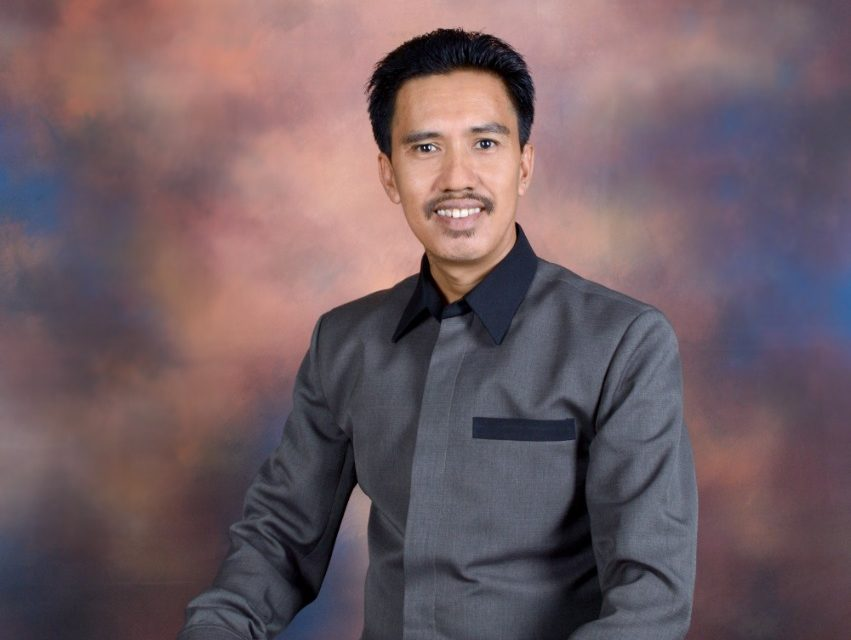 Abady Makmur, S.IP