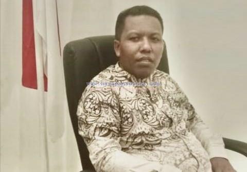 Ketua komisi pemilihan umum Wakatobi, Abdul Rajab