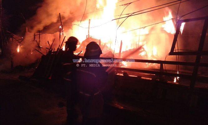 Ilustrasi Kebakaran, Foto : Internet