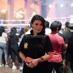 Promotor V's Boxing Promotions Milasari Kusumo Anggraini