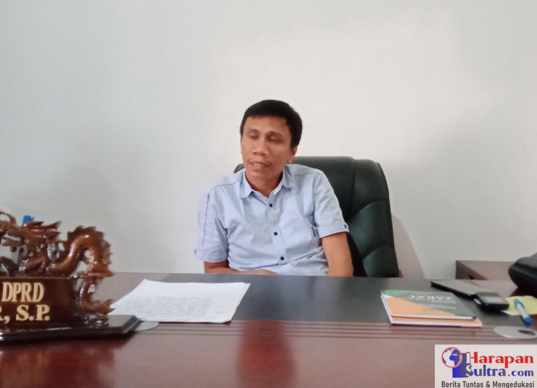 Iskandar, SP. Wakil Ketua DPRD Bombana