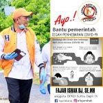 Fajar Ishak DJ, Ketua DPD Lasmura Sulawesi Tenggara