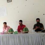 Rapat Percepatan Pelaksanaan Pendataan KK Calon Penerima BLT DD