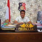Ketgam : Kasat Reskrim Polres Muna, IPTU Hamka