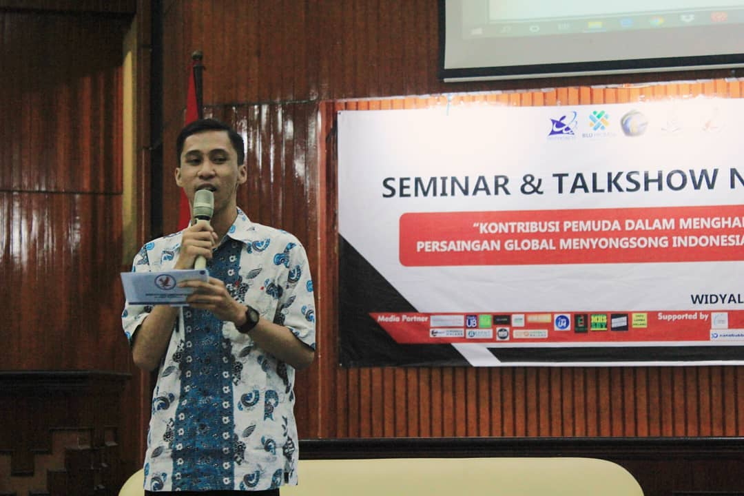 Fahmi Prayoga, Mahasiswa Ilmu Ekonomi Universitas Brawijaya dan Asisten Peneliti Muda pada Institute for Development and Governance Studies