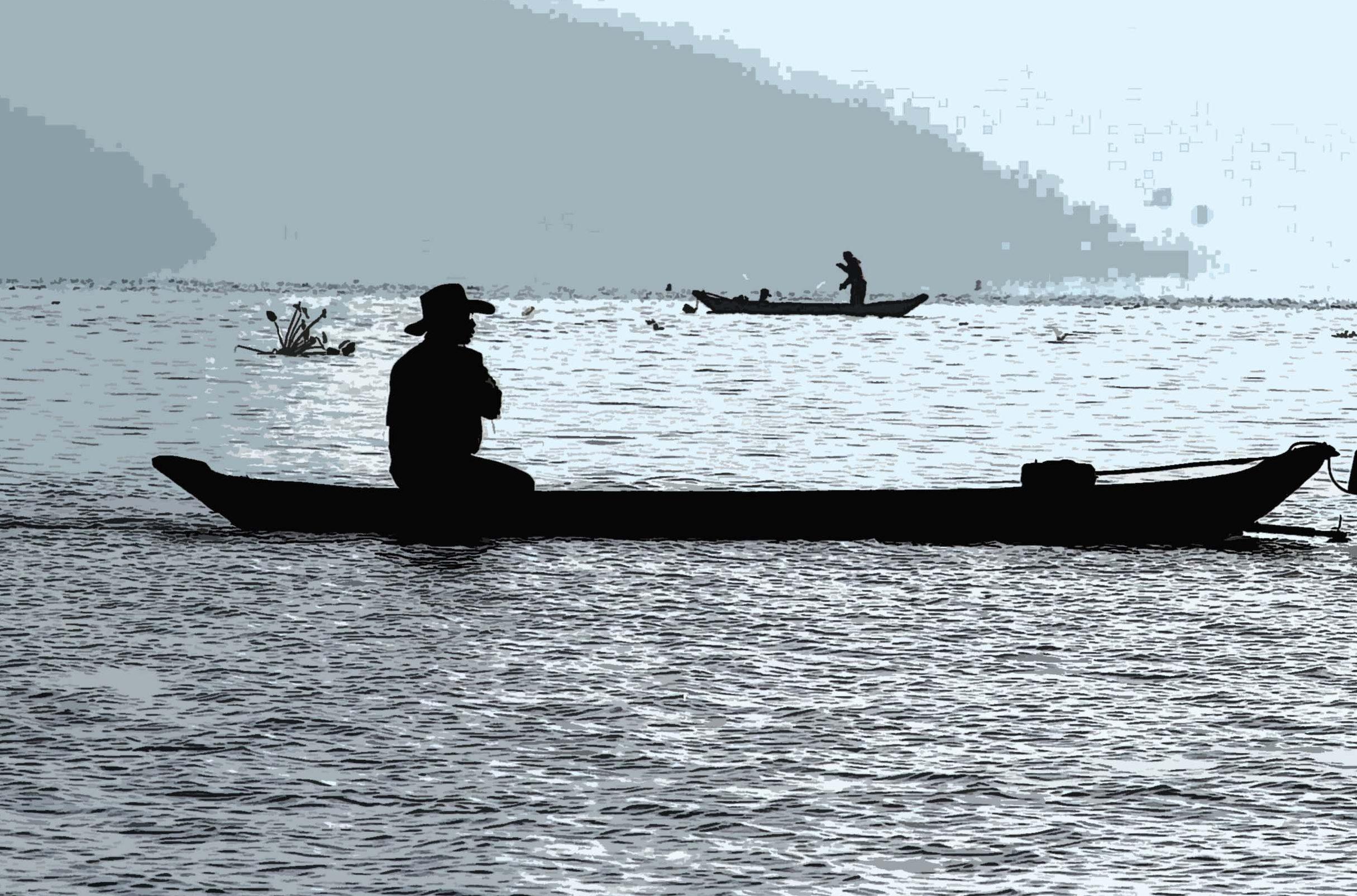 Ilustrasi Nelayan (Sumber : Internet)