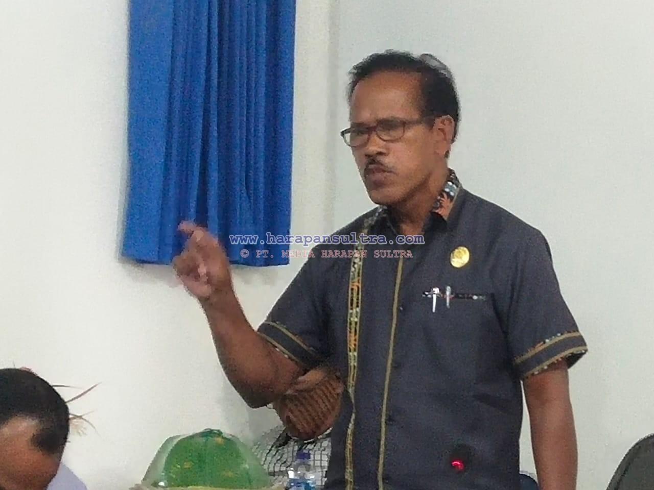 Wakil Ketua DPRD Buton Selatan, Pomili Womal