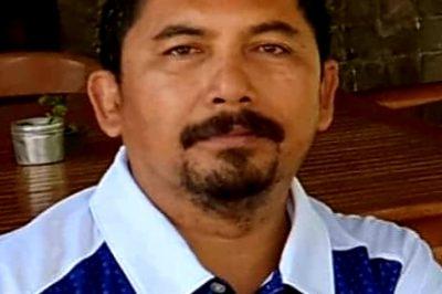 Ketua Umum DPP MOI, Rudi Sembiring Meliala
