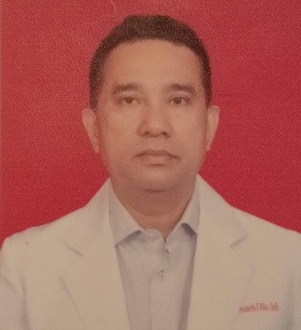 dr. Frederik Tangke Allo, SpB