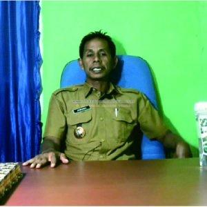 Kepala Desa Sandang Pangan, Jumadil