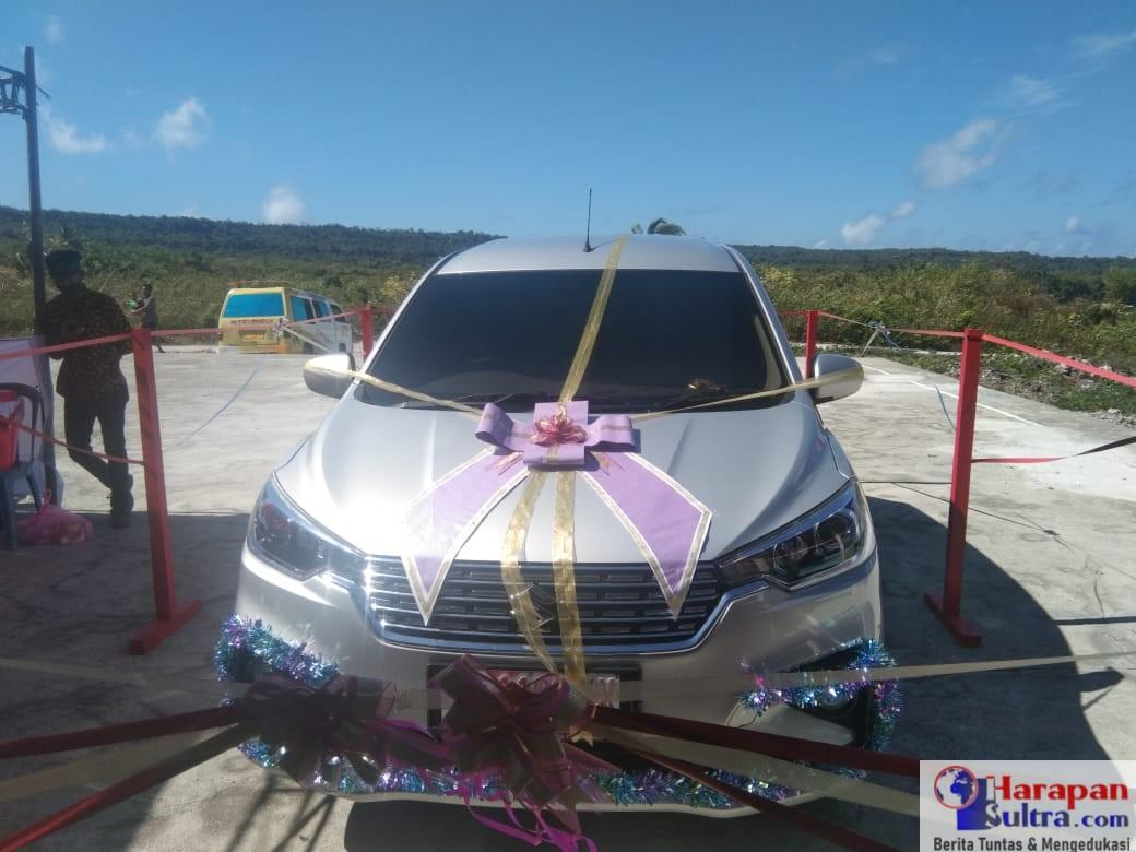 Mobil Kesehatan Desa Gaya Baru