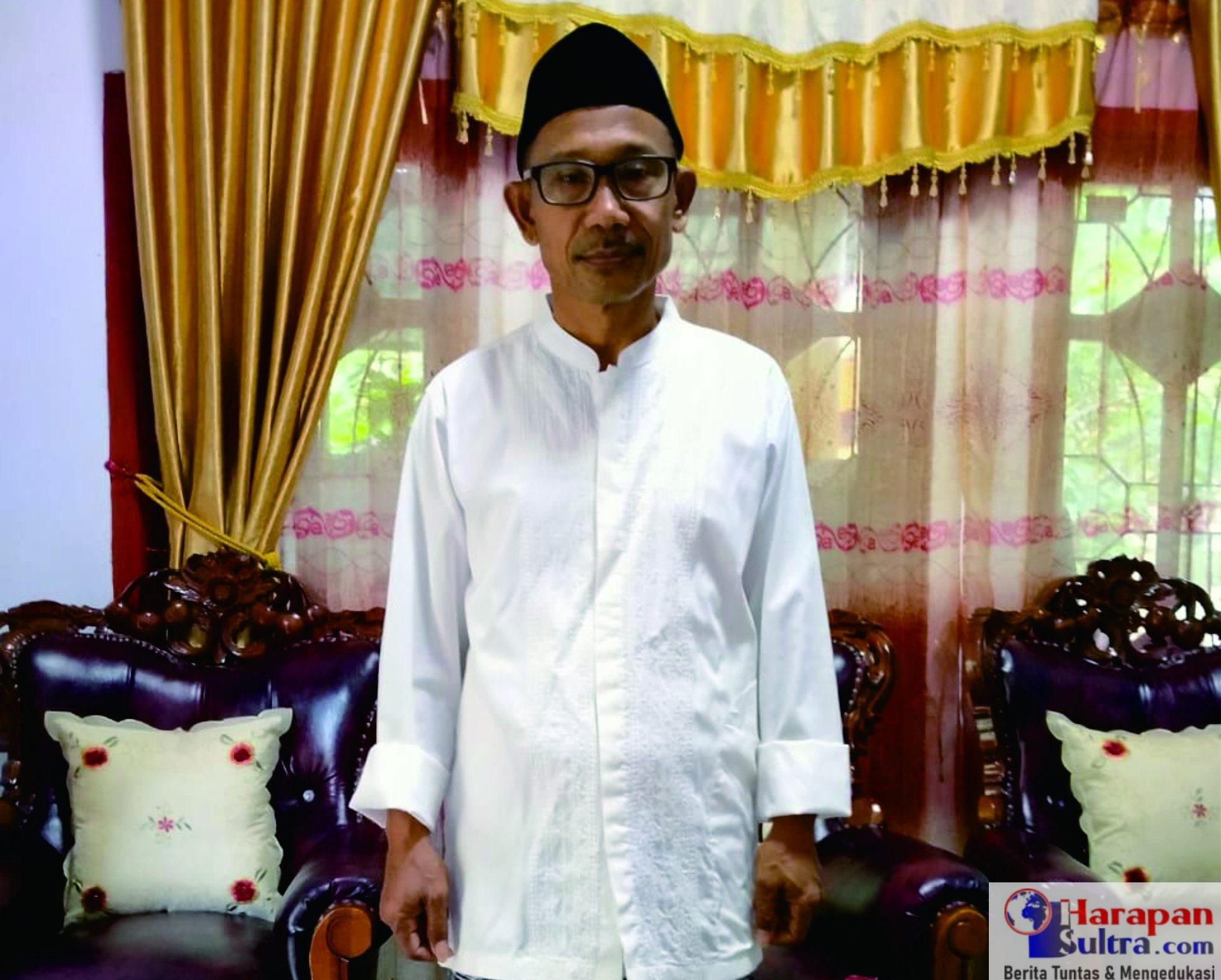 Kepala Dinas Pendidikan dan Kebudayaan Kabupaten Buton Selatan, Drs. La Makiki, M.Pd