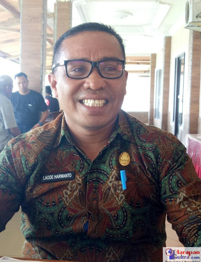 La Ode Harwanto, S.Pd.,M,Pd. Kepala Dinas Pariwisata Kabupaten Buton Selatan
