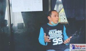 Heri Adrianto, PPK Dinas Kesehatan Kabupaten Bombana