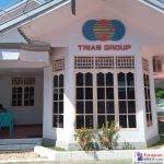 Kantor PT. Trias Jaya Agung di Kabaena