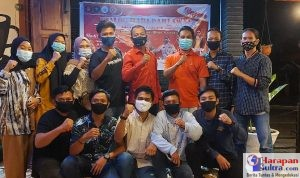 Foto Bersama Usai Pelaksanaan Dialog Hari Pahlawan