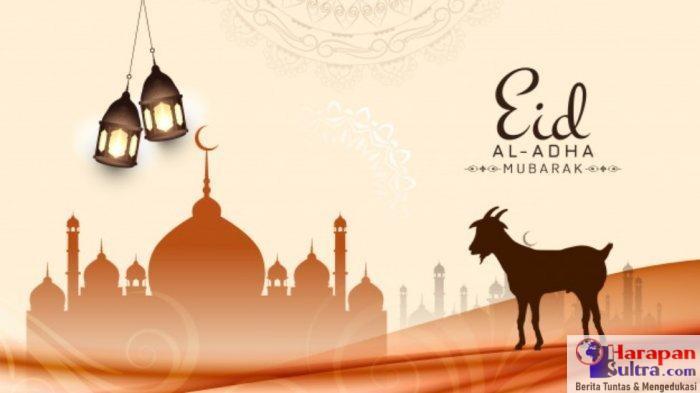 Ilustrasi Idul Adha (Sumber : Internet)
