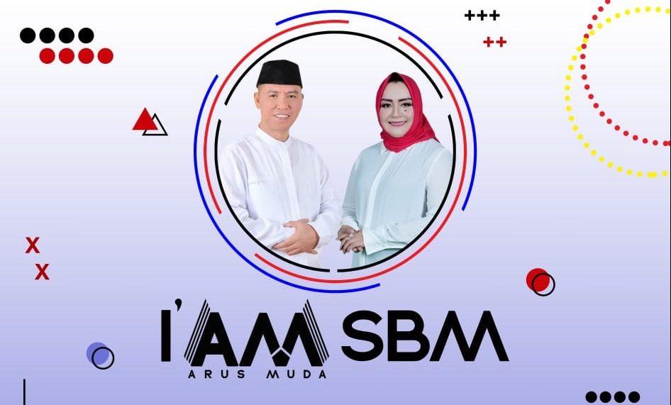 Stiker SBM Arus Muda