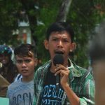 Ketua Umum HMI Cabang Baubau,